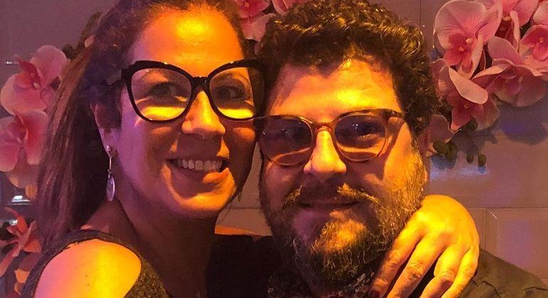 Carla Daniel lamenta morte do namorado, que caiu do Arpoador