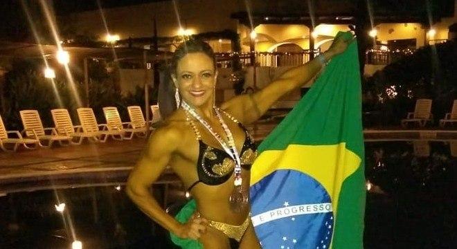 Carla chega ao Pan com bons resultados na bagagem. Em 2018, foi bronze no Sul-Americano e Pan-Americano da categoria
