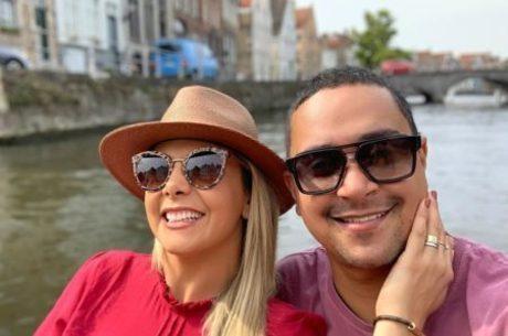 Carla Perez e Xanddy acusados de não pagamento de imóvel