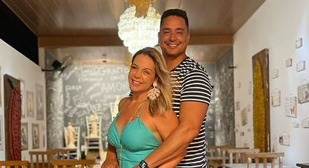 Carla Perez e Xanddy estão juntos há 19 anos