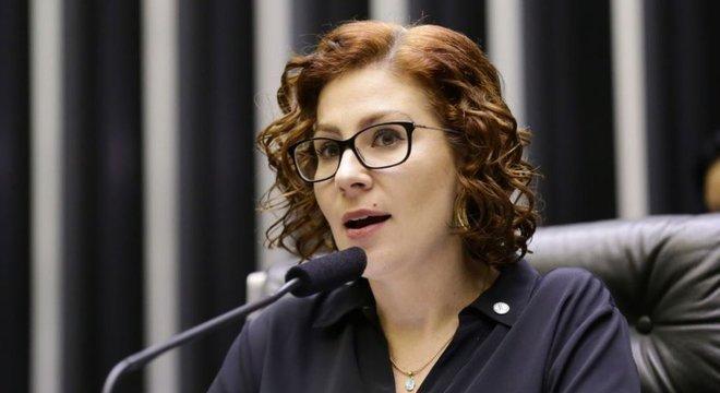 Zambelli (foto) diz que deputados pró-governo estarão mobilizados para defender Moro