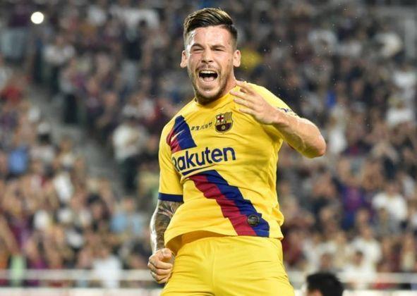 Carles Pérez: O ponta-direita da Roma é sensação e tinha tudo para ter feito carreira no Barcelona.