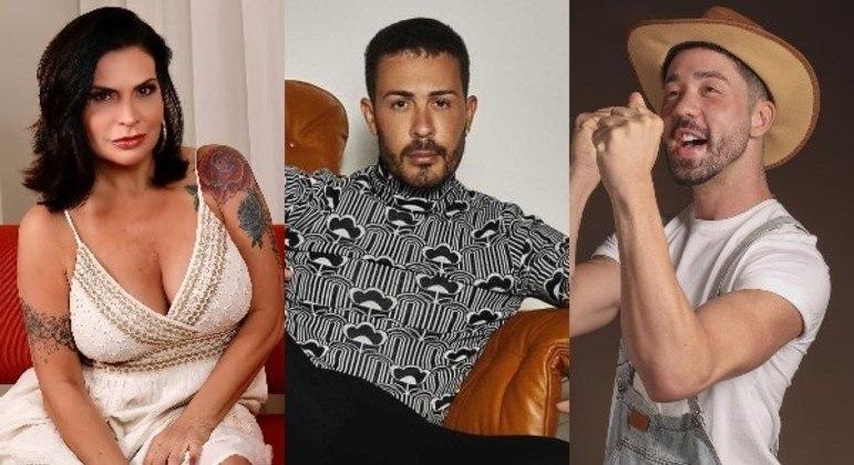 Carlinhos Maia falou pela primeira vez sobre a briga entre Solange Gomes e Rico Melquiades
