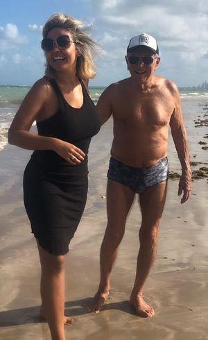 Casal está em João Pessoa (PB)