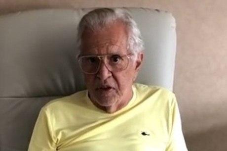 Carlos Alberto de Nóbrega escreve autobiografia na pandemia - Prisma - R7  Flavio Ricco