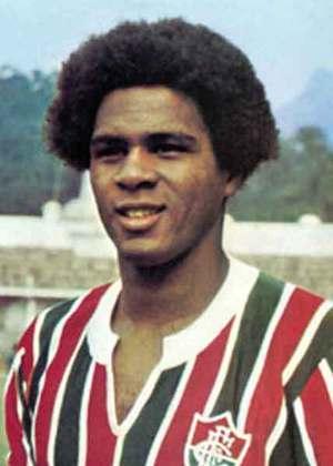 Carlos Alberto Pintinho, meia.
