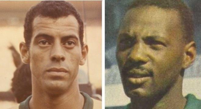 Carlos Alberto Torres e Everaldo, os laterais do Brasil na Copa de 1970