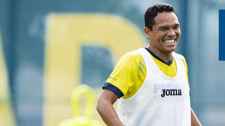Carlos Bacca: sem espaço no Villarreal, Bacca não se sentiria estranho atuano no futebol brasileiro, afinal o atacante nasceu na Colômbia e não deve demorar para se acostumar com o ritmo aqui.