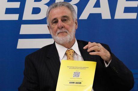 """""""Representamos 27% do PIB brasileiro"""", diz Melles"""