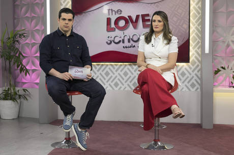 Carlos e Cintia Cucato são professores adjuntos do The Love School - Escola do Amor