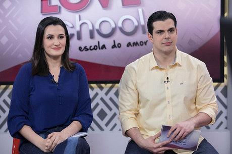 Carlos e Cintia Cuccato são professores adjuntos do The Love School