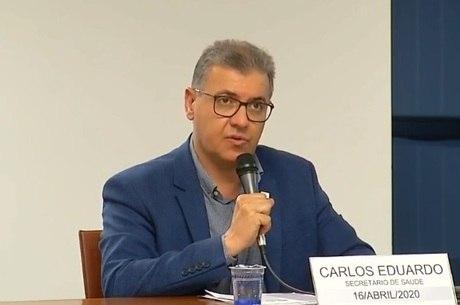 Carlos Eduardo Amaral comenta sobre a covid-19 em MG