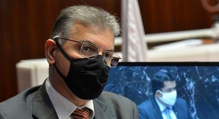 Carlos Amaral nega as irregularidades