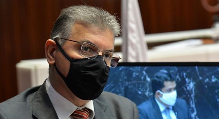 Secretário prestou depoimento na CPI dos Fura-Filas, na Assembleia de Minas