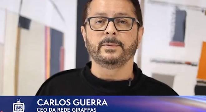 Carlos Guerra grava vídeo e demite filho, Alexandre Guerra, da empresa