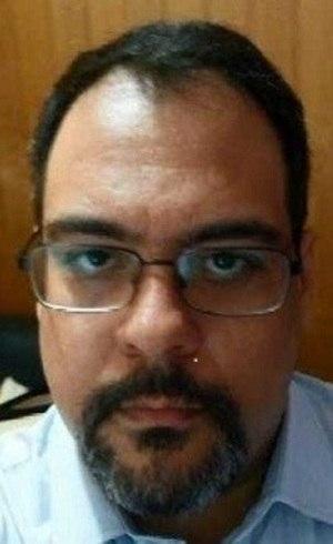 O consultor Carlos Afonso
