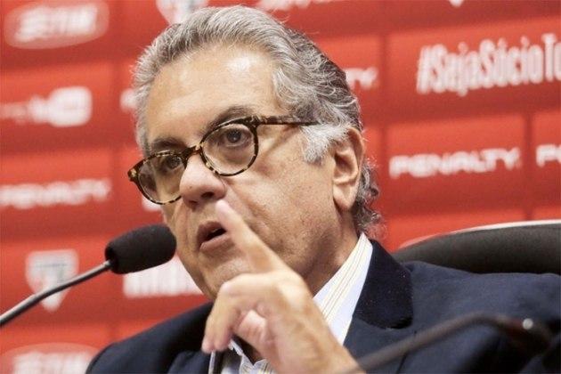 Carlos Miguel Aidar - Além de presidente do São Paulo por dois mandatos (84 a 88 e 2014 a 2015), foi o idealizador e presidente do Clube dos 13 entre 1984 e 1988. Em 1987, foi um dos organizadores da Copa União 1987, o Brasileirão da época