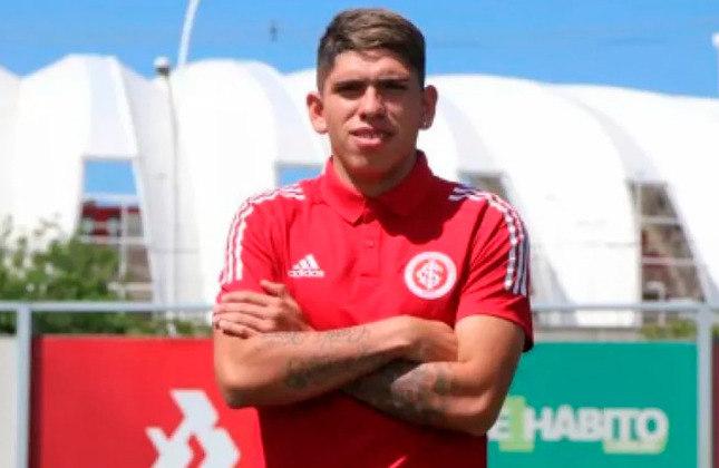 Carlos Palacios (Internacional): Atacante - Convocado pela Seleção Chilena - Jogos que perderá: Ceará x Internacional, Internacional x Chapecoense e Internacional x América-MG