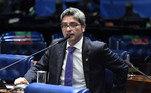 CarlosPortinho (RJ) assume como líder do PL no Senado, lugar antes ocupado pelo senador Jorginho Mello (SC)