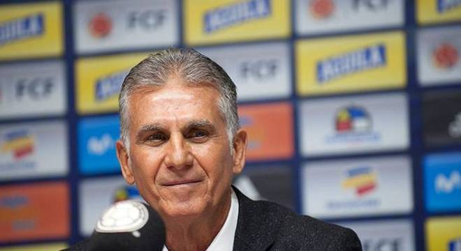 Carlos Queiroz - Experiente treinador português estava na Seleção Colombiana até dezembro de 2020. Tem passagens pela seleção de Portugal, Sporting e Real Madrid
