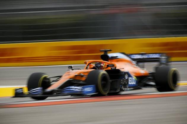 Carlos Sainz Jr. ficou com a sexta posição no grid
