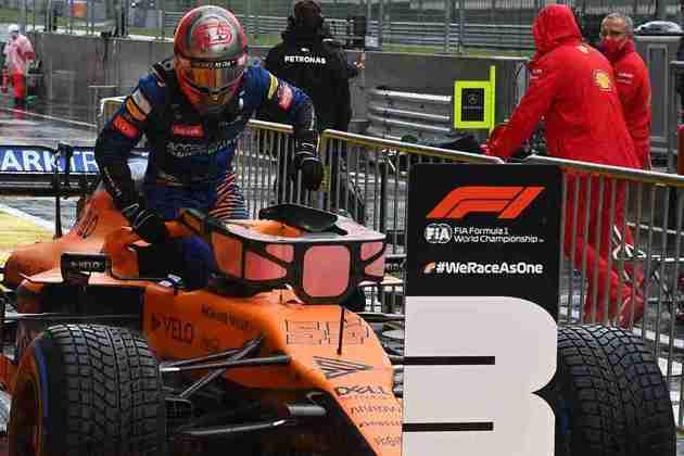 Carlos Sainz Jr. tem 103 GPs no currículo