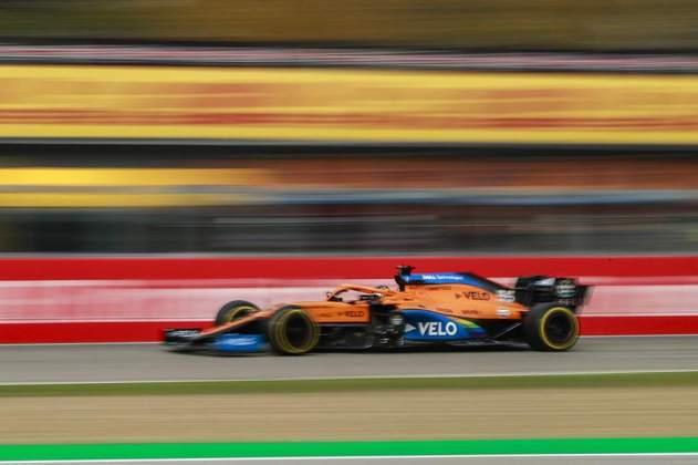 Carlos Sainz pontuou novamente: sétimo lugar em Ímola