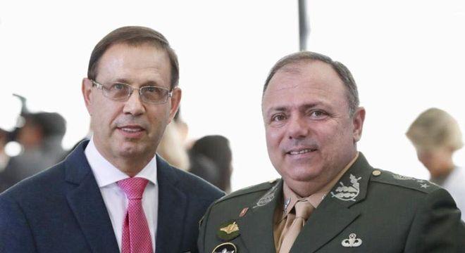 Wizard foi convidado pelo ministro interino Eduardo Pazuello para a pasta da Saúde