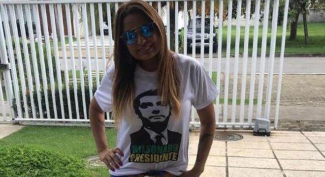 Promotora se afastou do caso após repercussão ter foto vazada