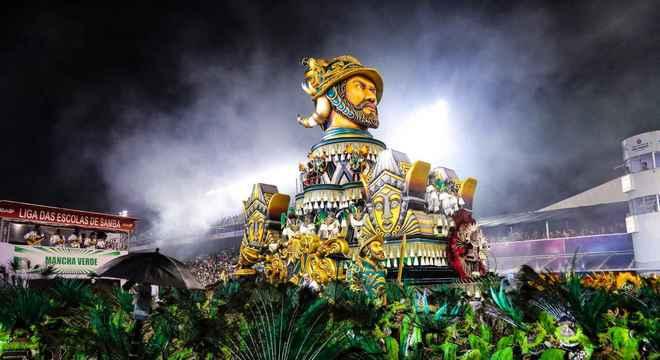 Mancha Verde é a campeã do Carnaval 2019