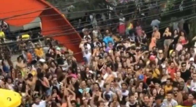 Três pessoas são esfaqueadas em bloco de Pinheiros, zona oeste de SP