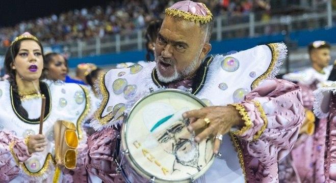 Nenê de Vila Matilde é a segunda maior campeã do carnaval de São Paulo