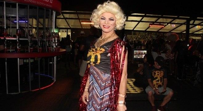 Drag queen foi convidada por três escolas de samba de São Paulo