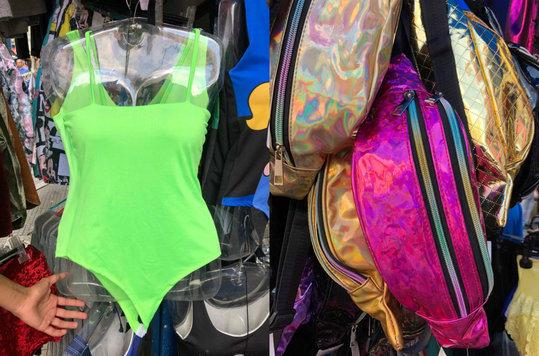 Body por R$20 e mais: veja achados da 25 de Março para o Carnaval