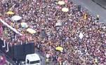 Como São Paulo está na fase laranja, o governo decidiu cancelar o feriado, portanto os dias 15 e 16 de fevereiro passam a ser dias úteis. Na prática, isso significa que todas as empresas e repartições públicas deverão trabalhar normalmente