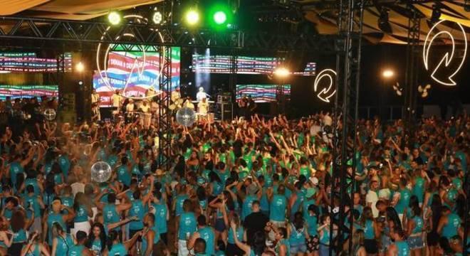 Ações de ativação e brand awareness aconteceram nas prévias e durante as noites de folia