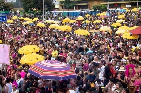 Bloco é um dos mais tradicionais do Carnaval de BH
