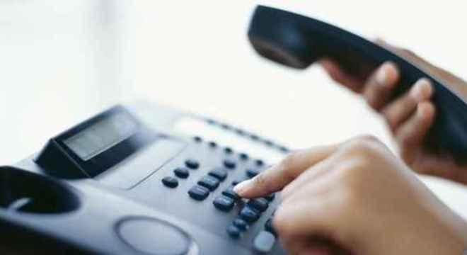 Eleitores relataram que receberam ligações pedindo que fiquem em casa