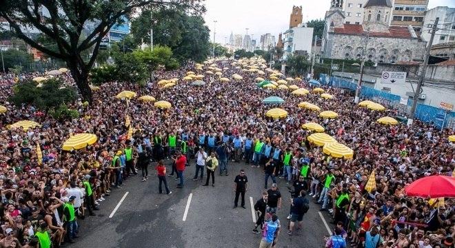 Ao todo, 865 blocos se cadastraram para 960 desfiles em São Paulo