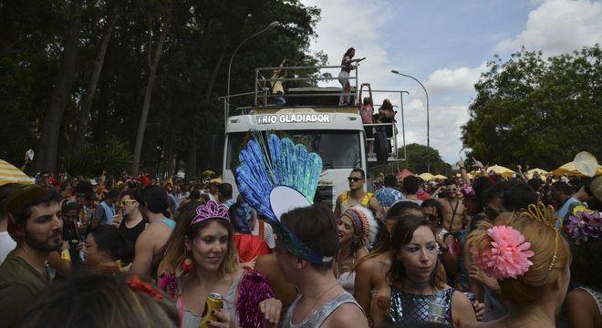Carnaval de Rua  em São Paulo começa oficialmente no dia 15 de fevereiro