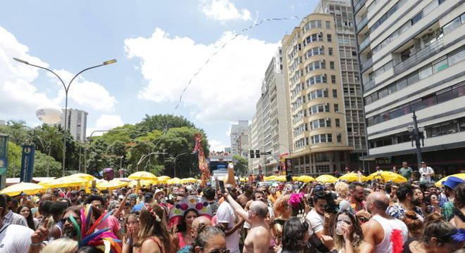 Pré-carnaval 2020 gera 205 toneladas de resíduos em São Paulo