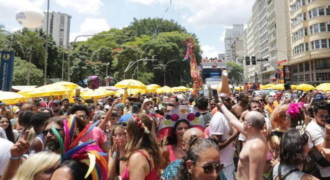 São Paulo espera mais de 15 milhões de foliões