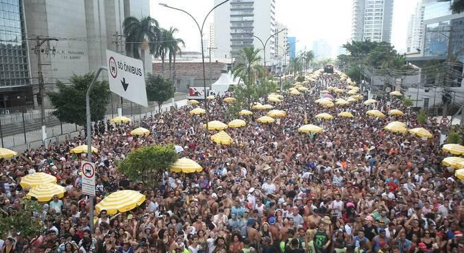 Governo de SP cancela feriado de Carnaval