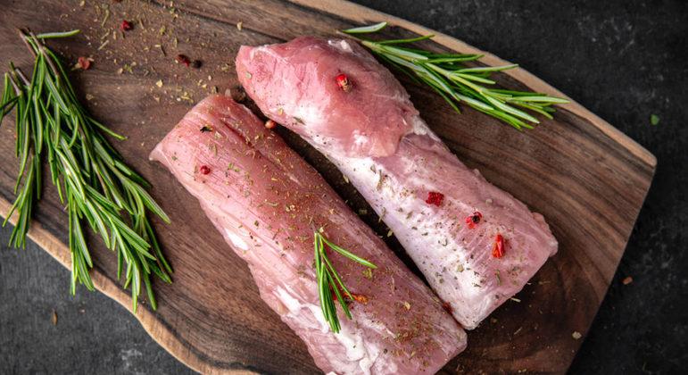 Carne de porco