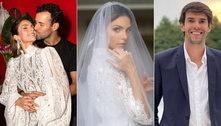 Carol Celico sobre convidar Kaká para casamento: 'Desnecessário'