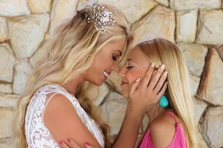 Isabelle agradeceu carinho após morte da mãe