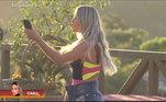 Nas primeiras semanas de outubro, Carol Narizinho se irritou com Jojo por conta da ordem de filmagem de um Desafio TikTok. Carol reclamou que Jojo