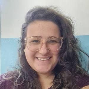 Caroline Rubin: melhor análise dos alunos