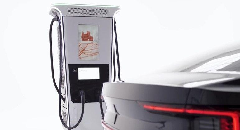 Terra 360 pode carregar até quatro carros elétricos ao mesmo tempo