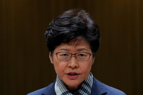 Chefe de governo de Hong Kon, Carrie Lam